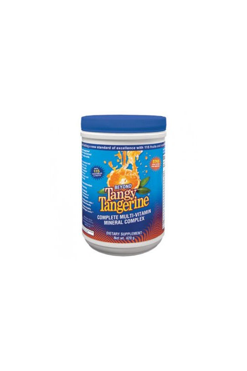 Beyond Tangy Tangerine Canister - 420g