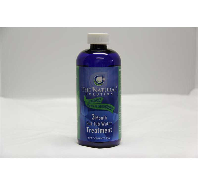 The Natural Solution Hot Tub Water Treatment