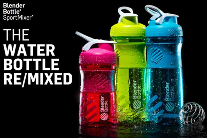Blender-bottle