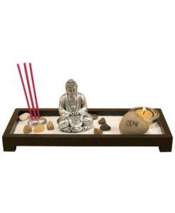 med-figure-buddha-meditate-zen-garden-wide