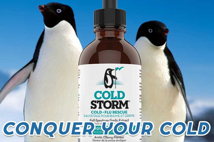 Strauss Natural Cold Storm